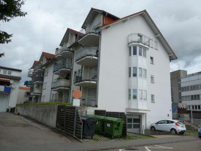 InteressantesAppartement in VS-Schwenningen mit Balkon und Kfz-Stellplatz!  vermietet!