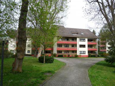 Schöne 2 Zimmer Wohnung zentral in Bad Dürrheim zu vermieten, bezugsfrei!
